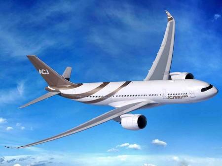 El ACJ330neo será el segundo avión con mayor alcance de las versiones corporativas de Airbus.