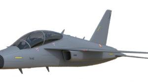 El Airbus AFJT es la propuesta para sustituir a los C-101 y F-5 del Ejército del Aire español.