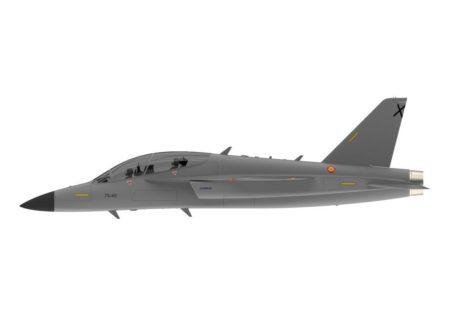 El diseño básico del AFTJ permitirá en el futuro añadir nuevos equipos, sistemas y capacidades.