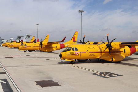 Airbus y Draken no tienen previsto usar el C25 para el SAR británico.