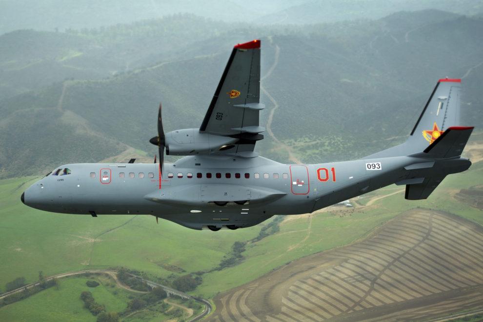 Kazastán fue la primera de las repúblicas ex soviéticas en adquirrir el C295. Su Fuerza Aérea cuenta ya con 8 jemplares en servicio.