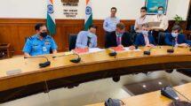 Firma en India del contrato de compra entre el ministerio de Defensa de India y Airbus Defence & Space.