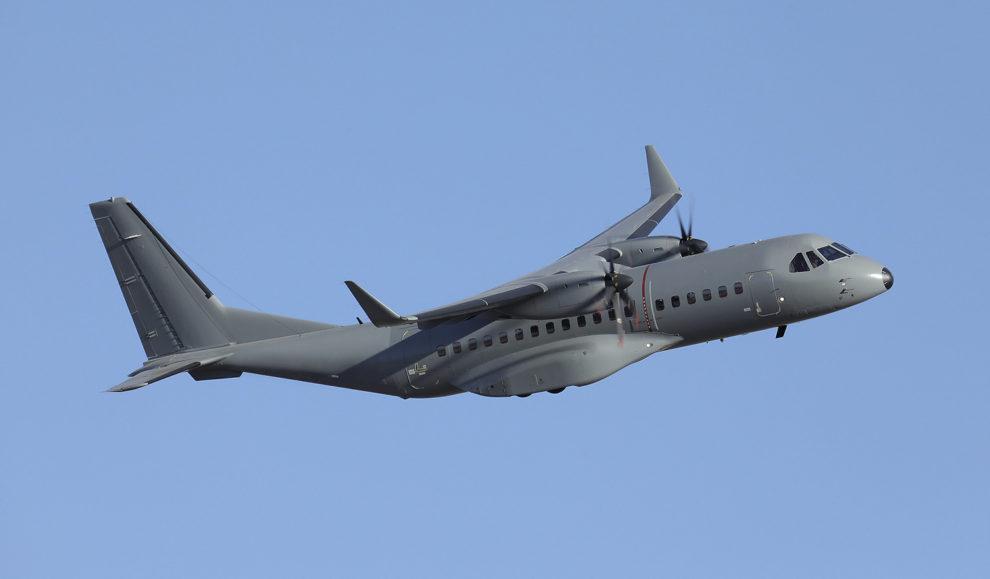 Airbus Military Aircraft cuenta con 36 C295 en servicio en diversos países de África.