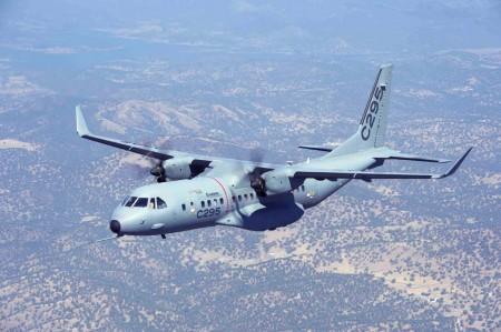 India ha seleccionado al C295 con winglets como el sustituto de sus 20 aviones de transporte HS.748 que tienen ya más de 30 años.
