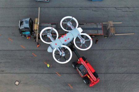 El CityAirbus es el segundo demostrador tecnológico de taxi aéreo autónomo que prueba Airbus.