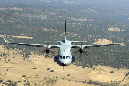 El Ejército de Tierra ha elegido la versión con winglets del C295.