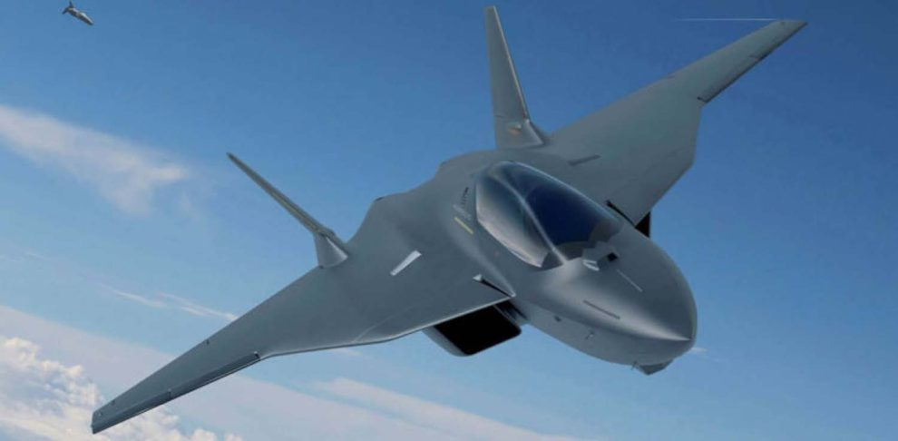 Resultado de imagen de FCAS - Futuro Avión de Combate Europeo