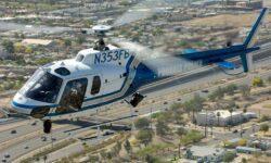 Airbus H125 de la Policia Phoenix