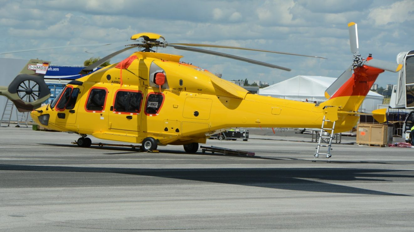Airbus Helicopters H175.