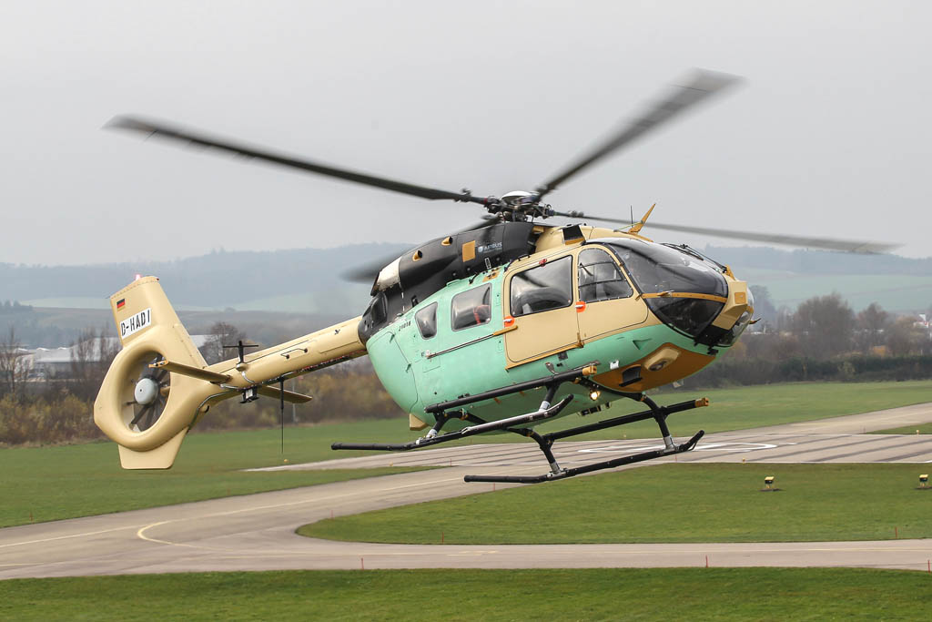 Airbus Helicopters EC645 T2