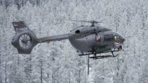 Airbus Helicopters H145M versión del UH-72B para la venta a otros países.