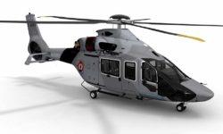 Airbus Helicopters H160 de la Marina Francia