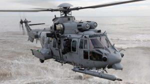 El Ejército del Aire francés usará sus H225M para sustituir a Super Pumas con 43 años de servicio.