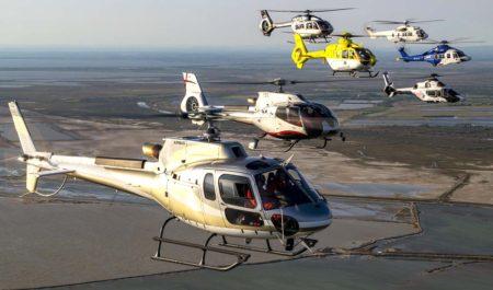 Las ventas dy entregas de helcópteros en los primeros nueve meses de 2019 han estado por dabajo de las cifras de 2018.