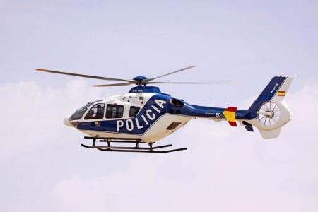 Airbus Helicopters EC135 de la Policía Nacional