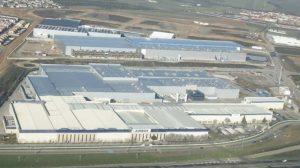 Factoría de Airbus en Illescas.
