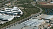 Factoría de Airbus en Puerto Real.