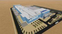La factoría del Ariane 6 en Getafe se compondrá de dos edificios anexos con más de 20.000 metros cuadrados de superficie.