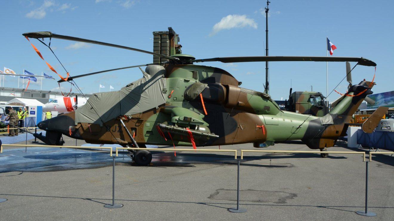 Airbus Helicopters Tigre del Ejército de Tierra francés-