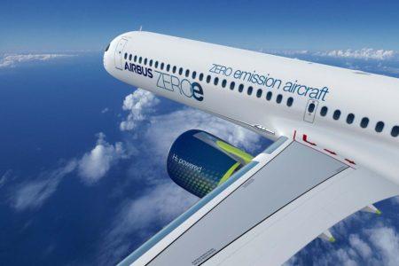 Iberia y España pueden jugar un importante papel en el desarrollo por Airbus de aviones que usen el hidrógeno.