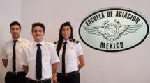 En la Escuela de Aviación México se forman cada año 200 pilotos, muchos de los cuales ahora cursarán sus estudios bajo el nuevo temario de Airbus.