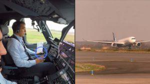 Pruebas de despegue aurtónomo de Airbus mediante sistemas de reconocimiento del terreno.