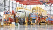 Entre los trabajos de QualityPark AviationCenter para Airbus ha estado el diseño de equipos de utillaje para las cadenas de montaje de los aviones.