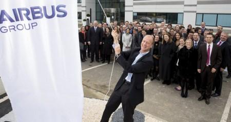 Lanzamiento de Airbus Group