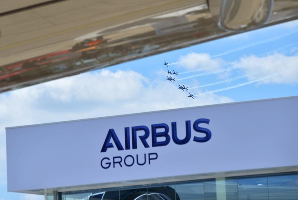 Excelentes resultados económicos de Airbus Group en la primera mitad de 2015.