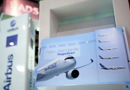 Stand de Airbus