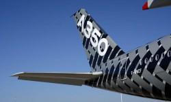 Made in Spain: estabilizador horizontal y sección 19, el final del fuselaje son dos de las secciones del A350 hechas en España.
