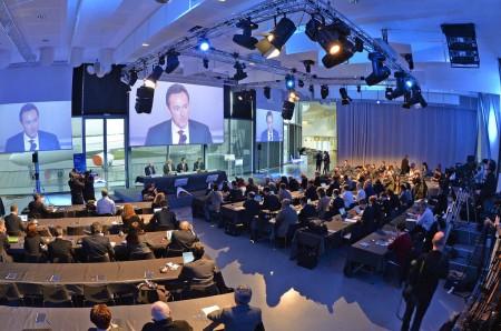 Airbus presenta sus resultados en 2013