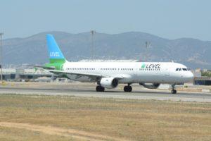 Level, junto a Vueling y British Airways será la receptora de los Boeing 737 MAX que IAG está terminando de comprar.