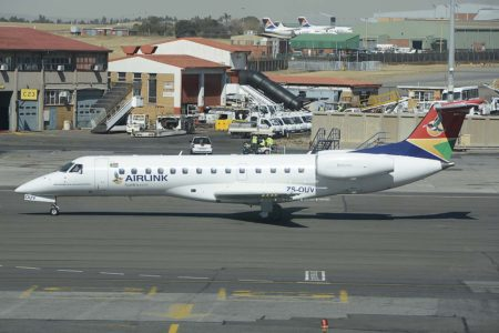 Airlink se reinventa lejos de South African Airways