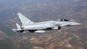 El Ala 11 fue la primera de las dos alas del Ejército del Aire en equiparse con el Eurofighter.