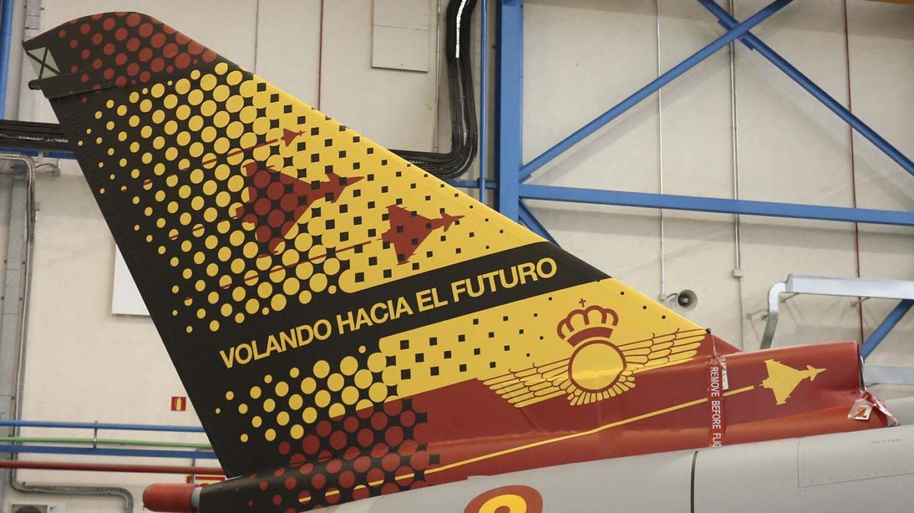 La leyenda de Volando hacia el futuro es una declaración de intenciones.
