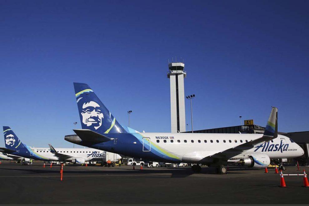 Alaska Airlines incorporará 17 nuevos Embraer E175.