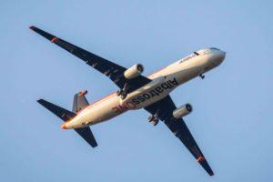 El AlbatrosOne durante uno de sus vuelos.