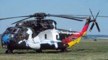 Sikorsky CH-53G del Ejército alemán.