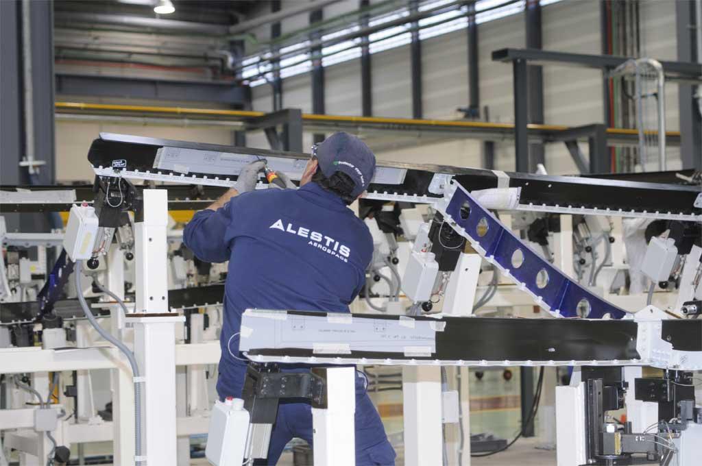 Factoría Alestis en Cádiz