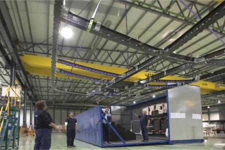 Alestis desarrolla la belly fairing del nuevo Airbus A350 XWB