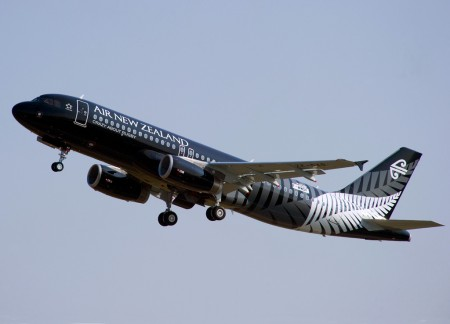 Airbus A320 de Air New Zealand