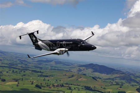 Beechcraft 1900D de Air New Zealand