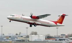 Alliance Air vuela bajo los colores de Air India Express