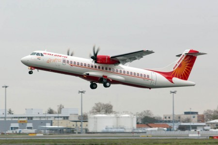 ATR 72 de Alliance Air