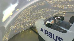 Simulador AL42 desarrollado por Alsim.q