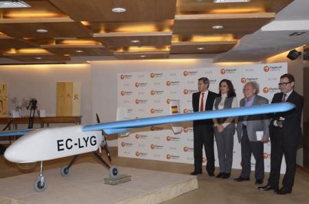 Presentación del Flightech Systems Altea-Eko
