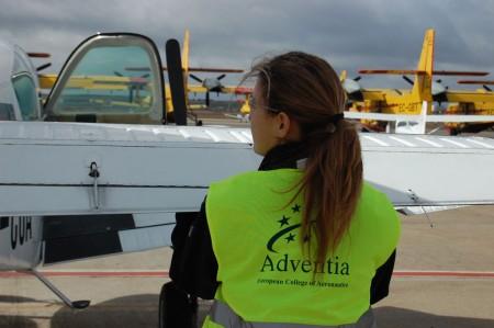 Adventia ha sido precursora en España en aspectos como el uso de las Google Glass para eliminar los manuales y listas de comprobación físicas en los aviones.