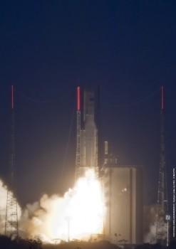 El lanzamiento del nuevo satélite de Hispasat, el Amazonas 3 se ha realizado con éxito