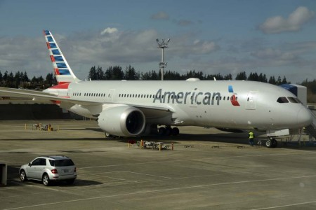 American Airlines cuenta ya con 19 Boeing 787-8 y 6 B-787-9.